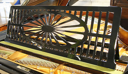 Restored, Bechstein  Grand Piano for sale. We are looking for Steinway pianos any age or condition.