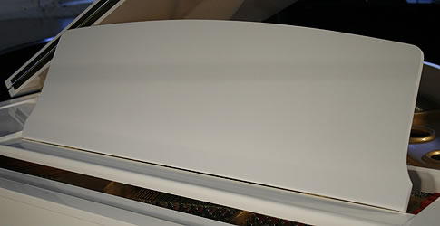 White Steinhoven  Model 148  BAby Grand Piano for sale. We are looking for Steinway pianos any age or condition.