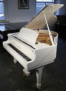 Steinhoven Model 148 Baby Grand Piano