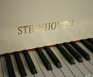 Steinhoven Model 148 Baby Grand Piano For Sale With A