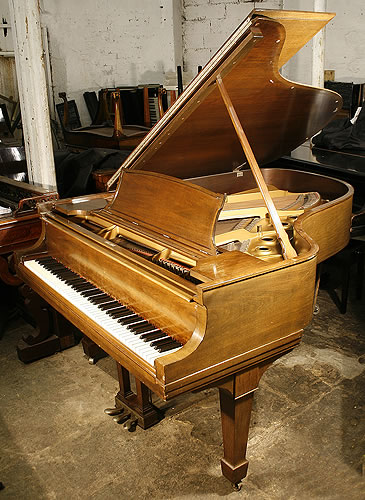 American Steinway model A grand Piano for sale.