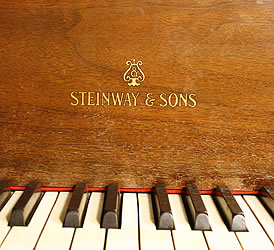 Antique, Steinway Model A Grand Piano