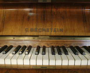 Bechstein model 8 Upright Piano for sale.