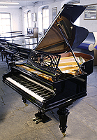 Bechstein Model A grand piano for sale with a black case