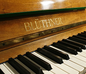 Bluthner  Upright Piano for sale.