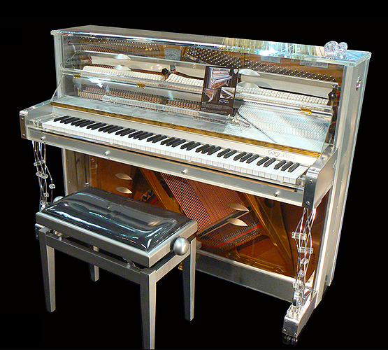 Gary Pons SY112 Upright Piano for sale.
