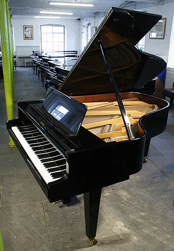Grotrian Steinweg model 189 grand Piano for sale.