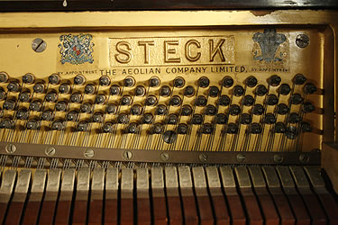Steck Upright Piano for sale.