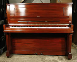 American,  Steinway Model V Upright  Piano For Sale