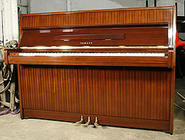 Mahogany, Yamaha Upright Piano For Sale
