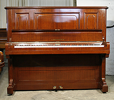 Bechstein model 8 upright piano For Sale
