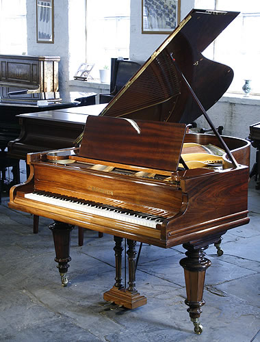 Bechstein model a grand piano for sale with a rosewood for Big grand piano