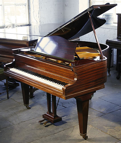 Bechstein model s baby grand piano for sale with a for Big grand piano