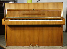Modern Bechstein Upright Piano For Sale
