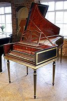 Guido Bizzi harpsichord For Sale