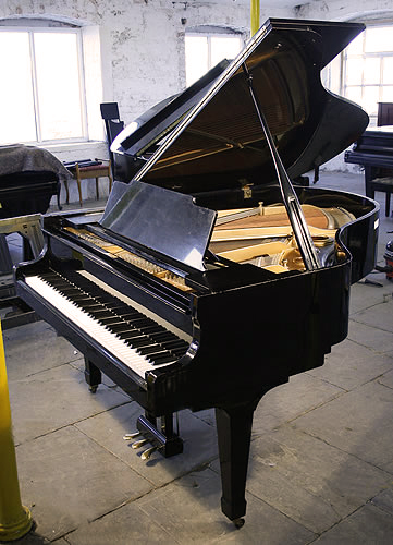 A 1972 kawai kg3c grand piano for sale with a black case for Big grand piano