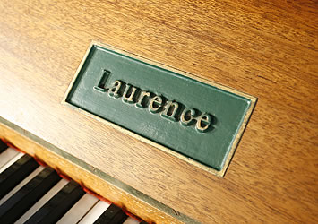 Laurence Upright Piano for sale.
