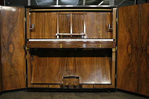 Montague Ships Upright Piano