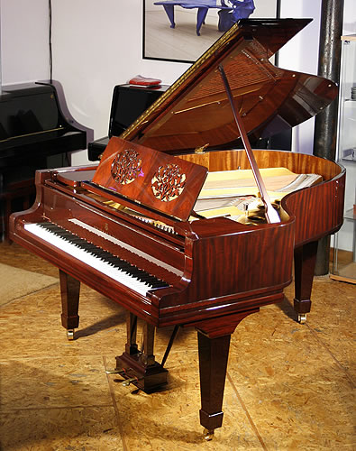 Steinway model o grand piano for sale with a rosewood case for Big grand piano