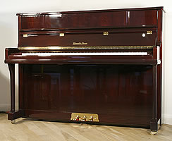New Wendl and Lung 115 Upright Piano