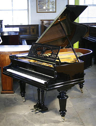Antique bechstein model a1 grand piano for sale with a for Big grand piano