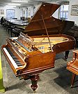 Antique, Bechstein Model D grand piano for sale with a rosewood case