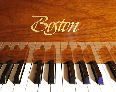 Boston GP163 Grand Piano for sale. We are looking for Steinway pianos any age or condition.