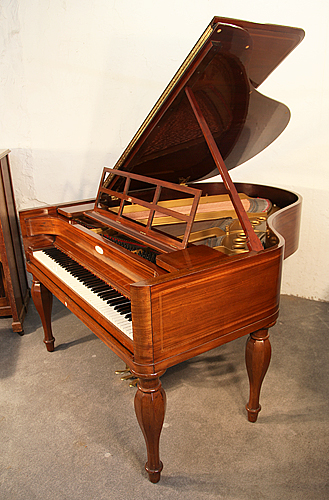 Biedermeier style, Steinway Model M grand piano based on the first piano made by Heinrich Steinweg in 1836