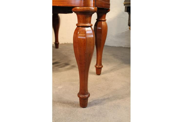 Baluster leg design.