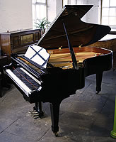 Kawai GS60 Grand Piano For Sale with a mahogany case