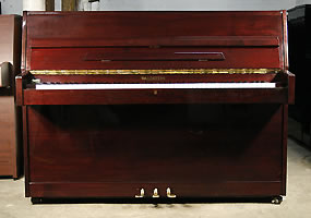 Modern Waldstein Upright Piano For Sale
