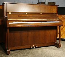 Modern Yamaha U1N Upright Piano For Sale