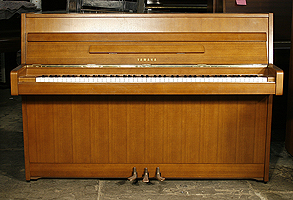 Modern Yamaha  Upright Piano For Sale
