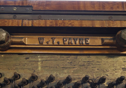 Payne  Upright Piano for sale.