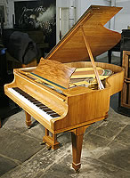 Steinway Model M  Grand Piano For Sale with a walnut case