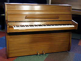 Barratt and Robinson upright piano