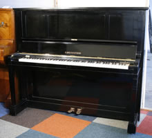 Bechstein Model 8 upright piano