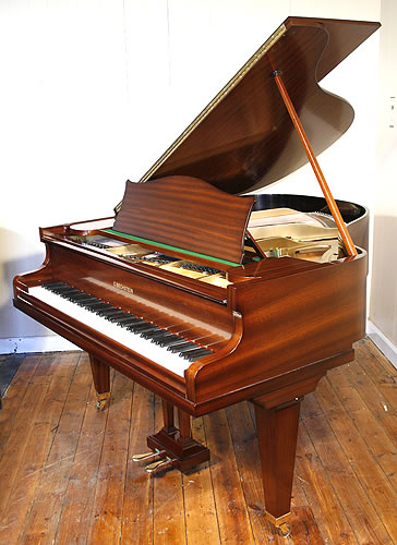 Bechstein model k baby grand piano for sale with a for Big grand piano