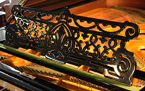 Bechstein Model V  Grand Piano for sale. We are looking for Steinway pianos any age or condition.