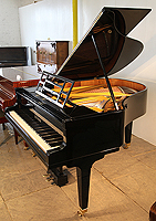 Bluthner Grand Piano For Sale with a black case