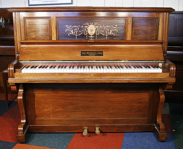 Broadwood upright Piano for sale.