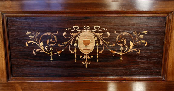 Broadwood inlaid panel