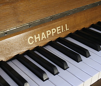 Chappell Upright Piano for sale.