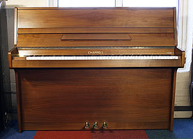 Modern Chappell Upright Piano For Sale