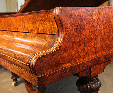 Antique, Collard and Collard Grand Piano for sale. We are looking for Steinway pianos any age or condition.