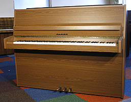 Modern Fazer Upright Piano For Sale