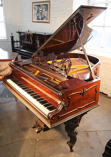Grotrian Steinweg model 170 grand Piano for sale.