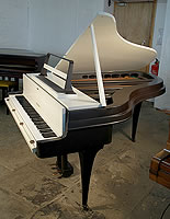Artcase, Rippen Aluminium Grand Piano For Sale