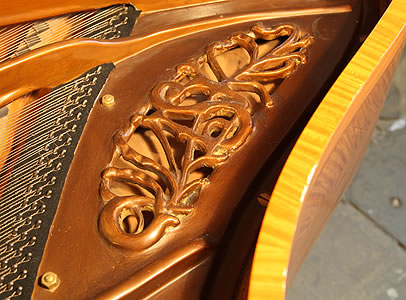L. De Smet Grand Piano for sale.