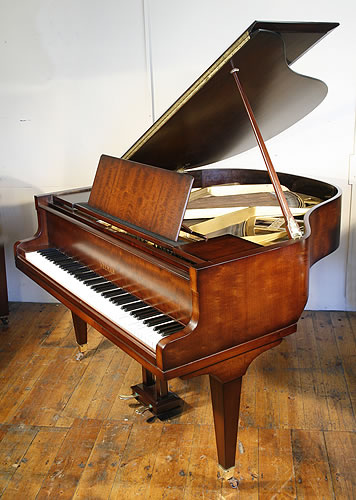 Welmar grand piano for sale with a mahogany case welmar for Big grand piano